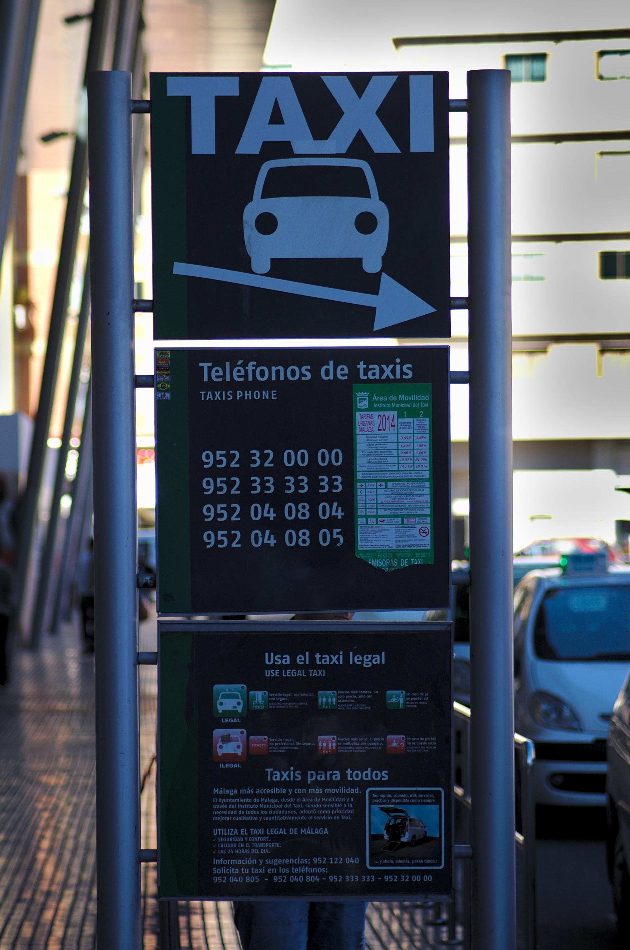 Taxi - Oficina municipal del taxi ...